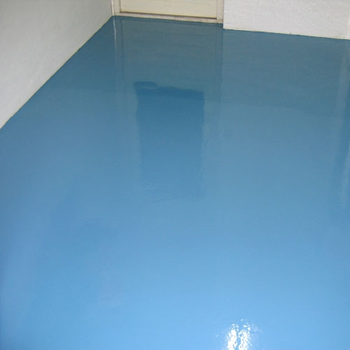 3-laags epoxy vloercoating pakket incl. primer